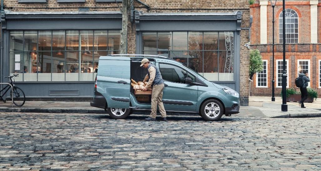 Ford Transit Courier - Partenerul afacerii tale!